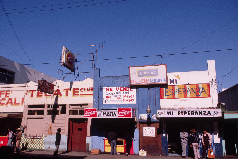 Bars in Tijuana